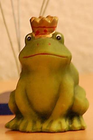 Sei kein Frosch …